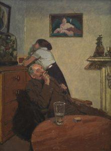 Ennui c.1914 by Walter Richard Sickert 1860-1942